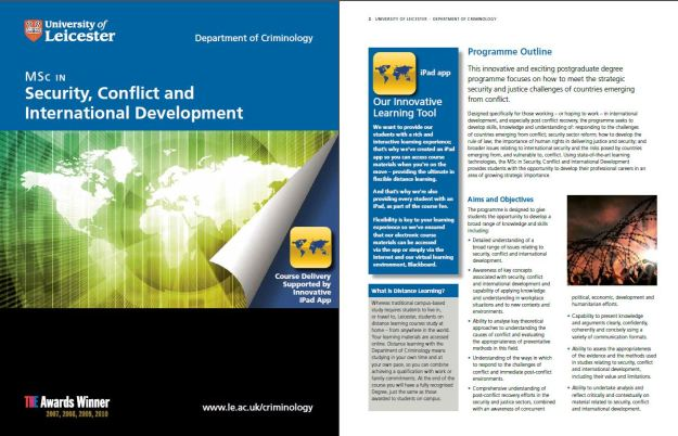 SCID Brochure