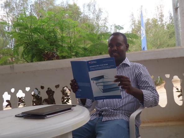 Ahmed Ali - SCID - Somalia